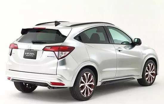 73 All New Honda Vezel Hybrid 2020 Prices by Honda Vezel Hybrid 2020