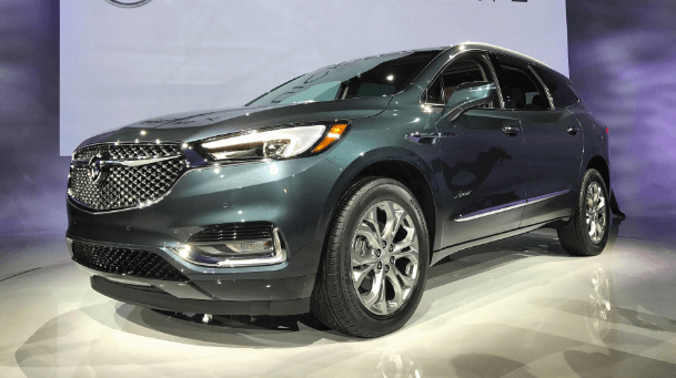 73 Best Review 2020 Buick Enclave Release Date Pictures by 2020 Buick Enclave Release Date