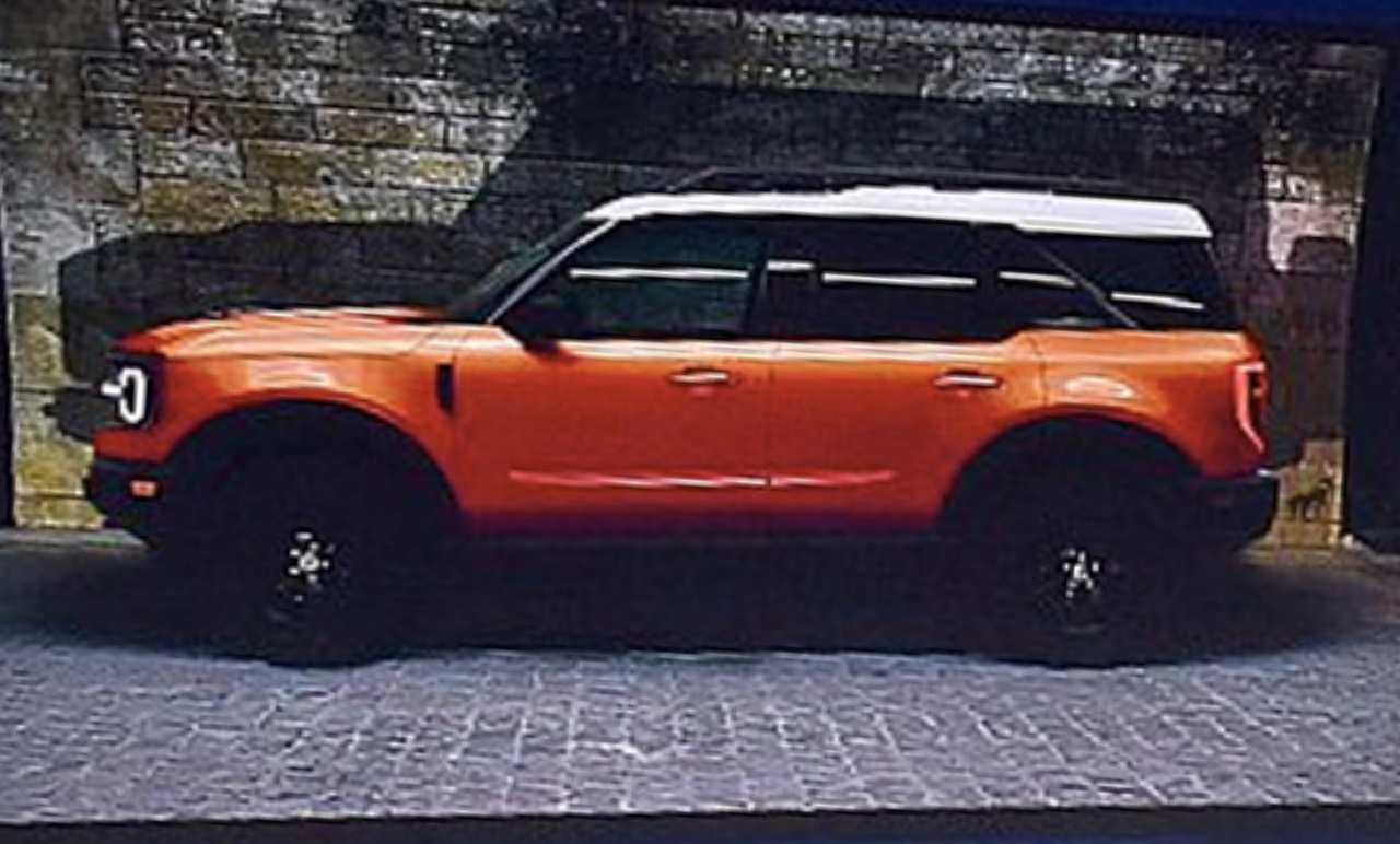73 Best Review 2020 Ford Bronco Leaked Redesign by 2020 Ford Bronco Leaked