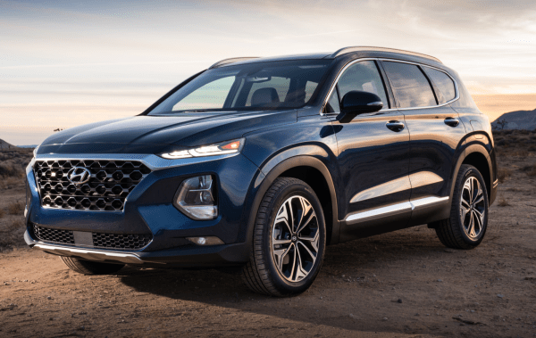73 Best Review 2020 Hyundai Santa Fe Xl Review by 2020 Hyundai Santa Fe Xl