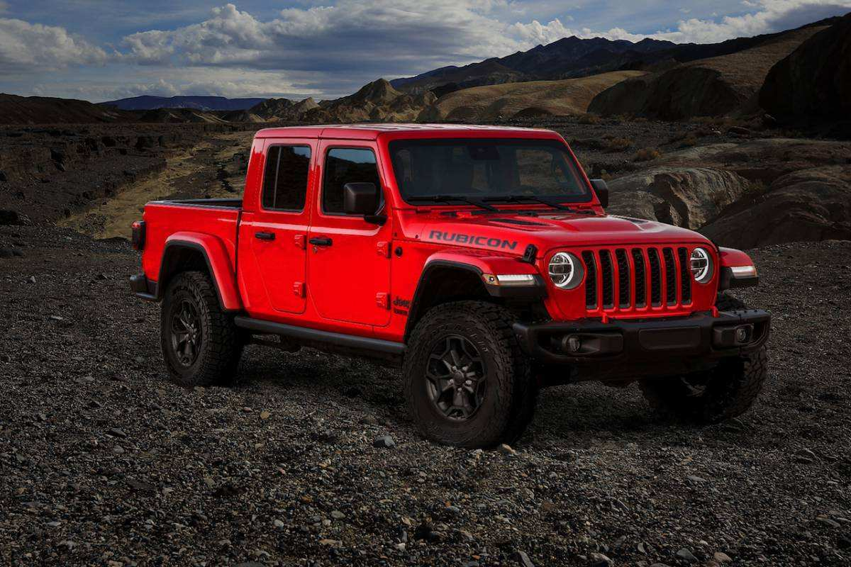 73 Best Review 2020 Jeep Gladiator Gas Mileage Exterior and Interior with 2020 Jeep Gladiator Gas Mileage