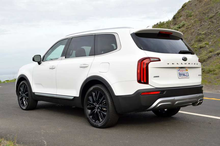 73 Best Review 2020 Kia Telluride Video Model by 2020 Kia Telluride Video
