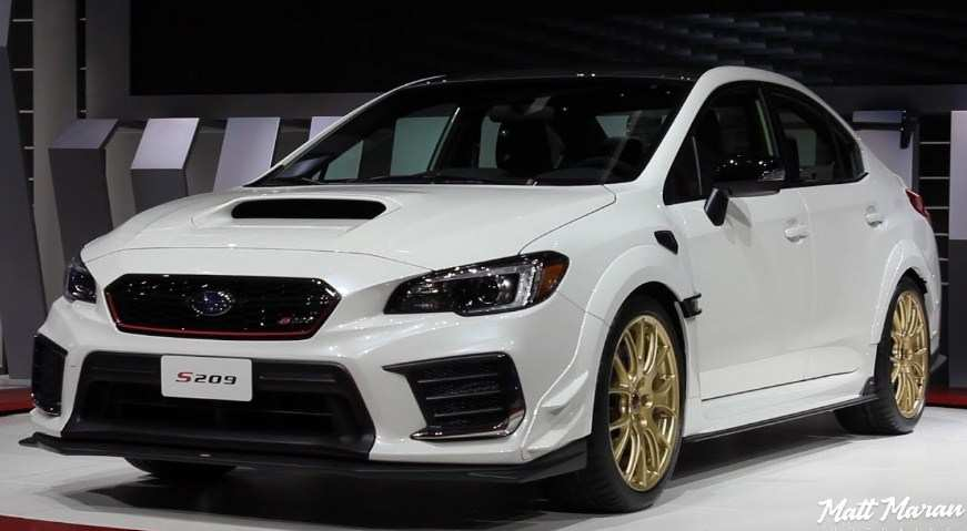 73 Best Review Subaru Sti 2020 Concept Rumors with Subaru Sti 2020 Concept