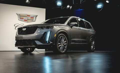 73 Concept of 2020 Cadillac Xt6 Length Redesign with 2020 Cadillac Xt6 Length