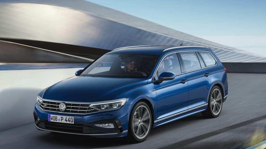 73 Concept of 2020 Volkswagen Passat Wagon Engine with 2020 Volkswagen Passat Wagon