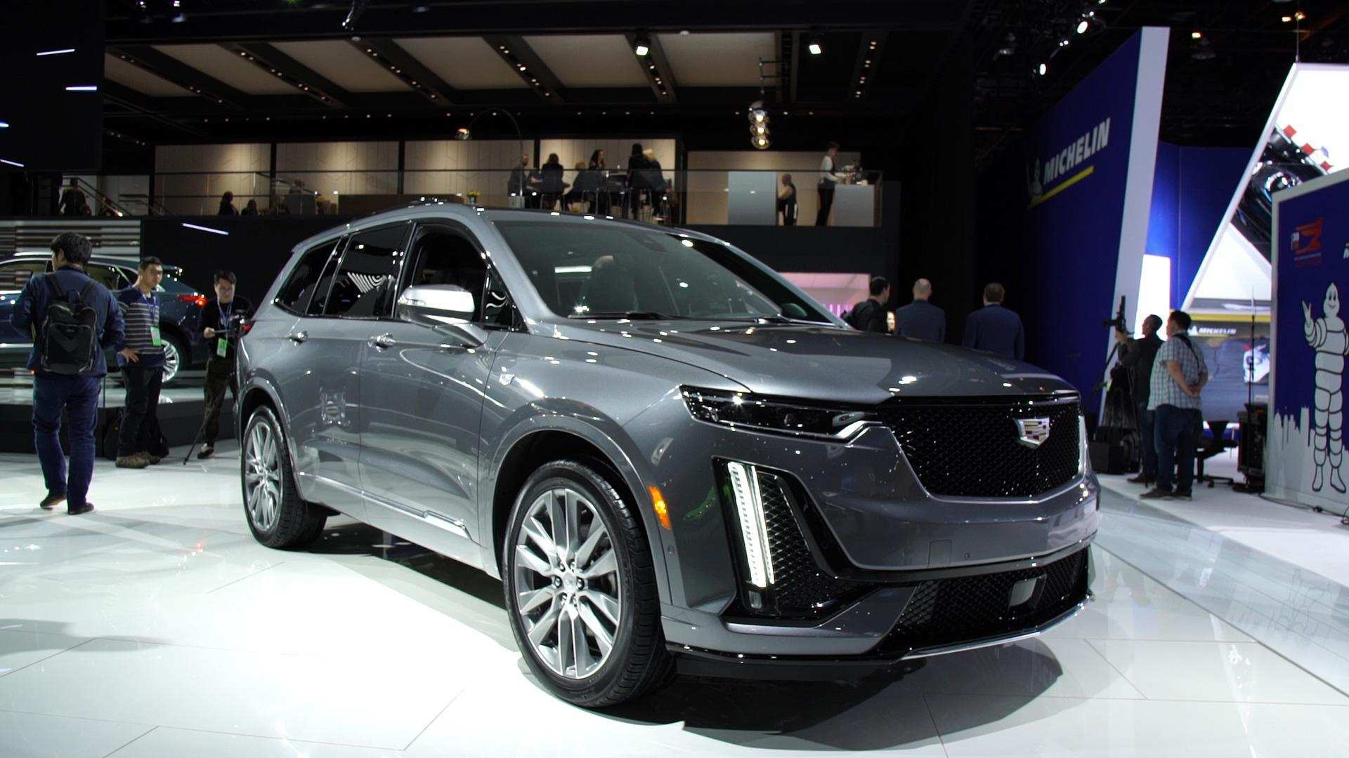 73 Gallery of 2020 Cadillac Xt6 Review Photos with 2020 Cadillac Xt6 Review