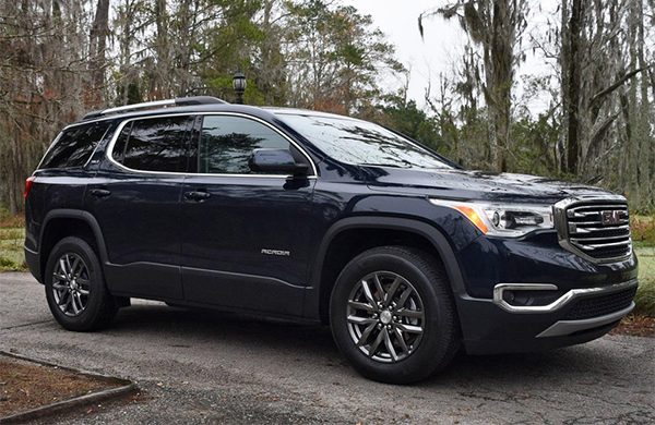 73 Gallery of 2020 Gmc Acadia Length History with 2020 Gmc Acadia Length