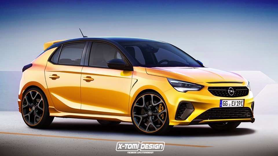 73 Gallery of Opel Ecorsa 2020 Spy Shoot by Opel Ecorsa 2020