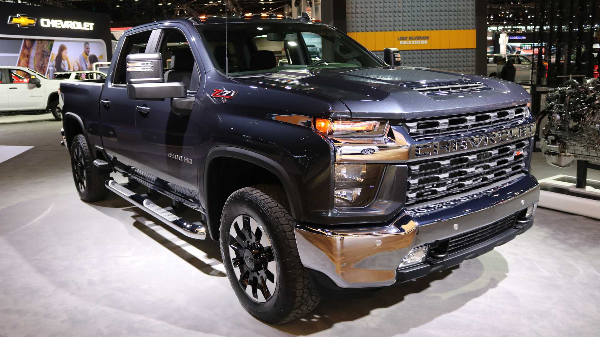 73 Great 2020 Chevrolet 2500 Ltz Redesign for 2020 Chevrolet 2500 Ltz