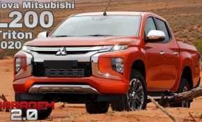 73 Great Nova Mitsubishi L200 Triton 2020 Ratings for Nova Mitsubishi L200 Triton 2020