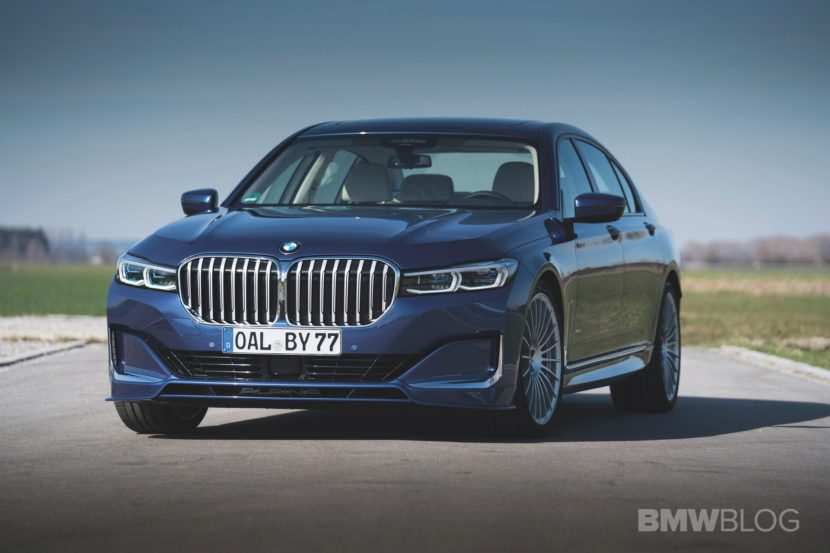 73 New BMW B7 Alpina 2020 Price Exterior for BMW B7 Alpina 2020 Price
