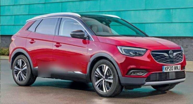 73 New Opel Mocca 2020 Performance and New Engine by Opel Mocca 2020