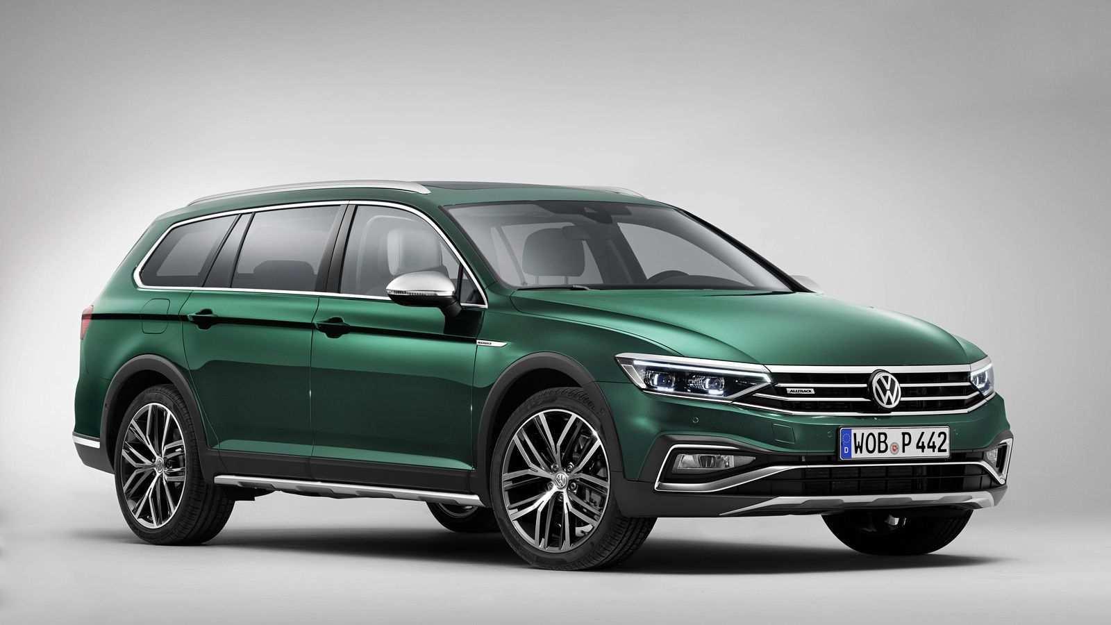 73 The 2020 Volkswagen Passat Wagon History by 2020 Volkswagen Passat Wagon