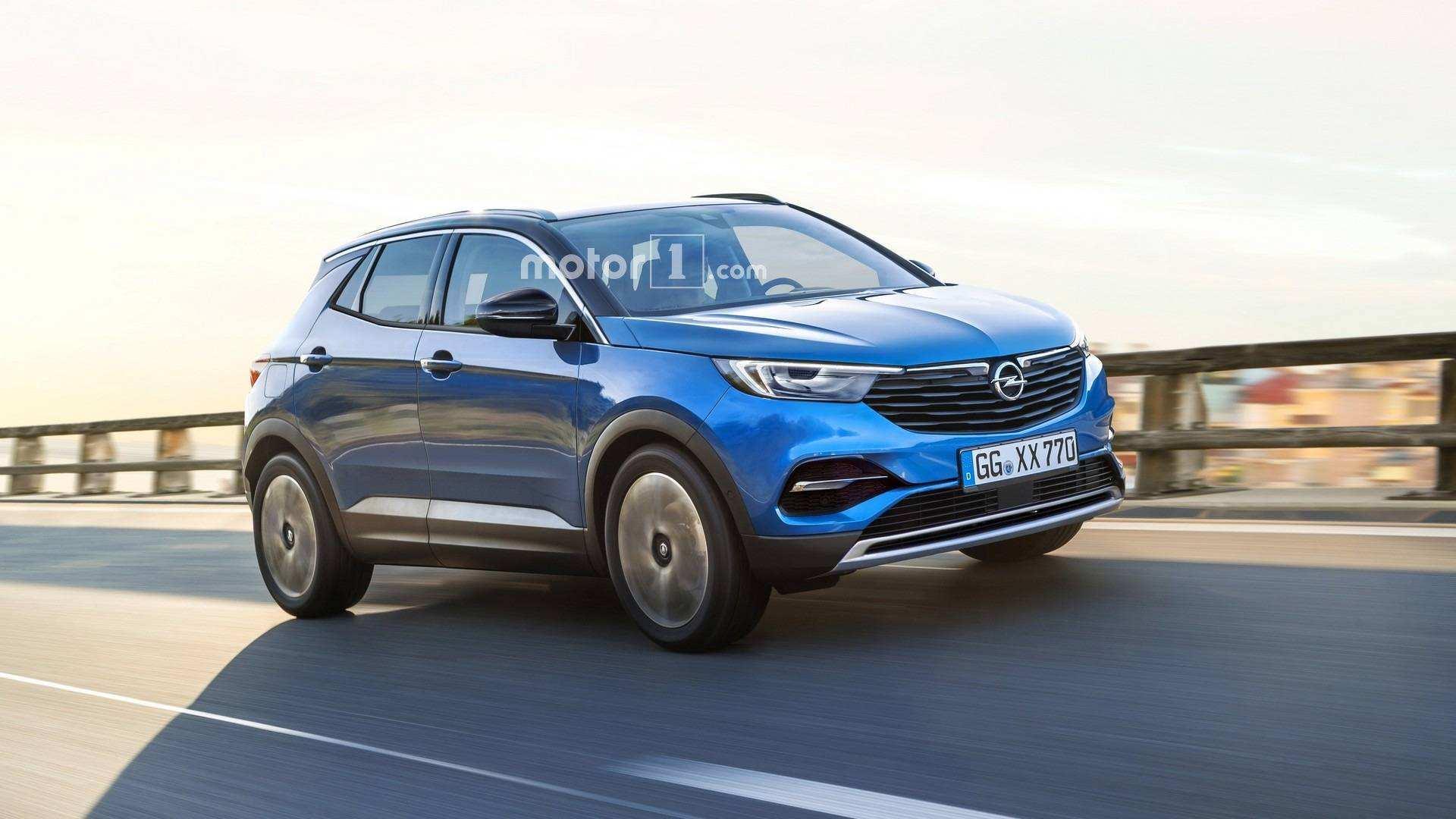 73 The Opel Mokka 2020 Rumors by Opel Mokka 2020