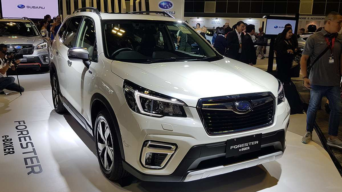 73 The Subaru Forester Hybrid 2020 Pictures for Subaru Forester Hybrid 2020