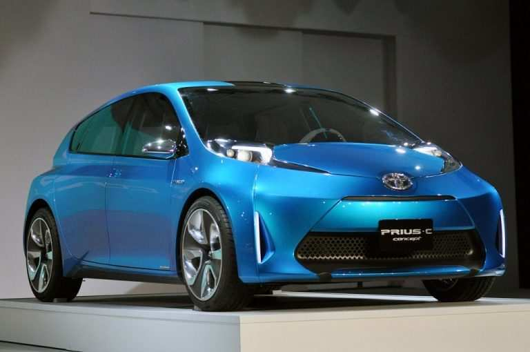 73 The Toyota Prius C 2020 Ratings with Toyota Prius C 2020