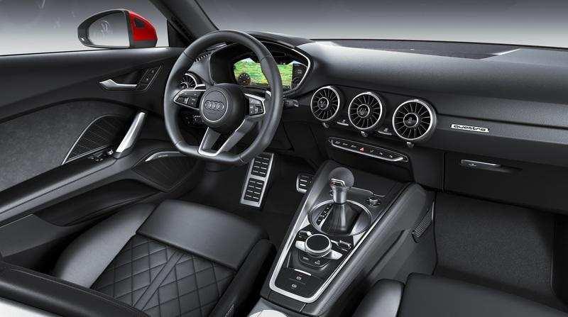 74 All New Audi Tt 2020 Interior Spy Shoot for Audi Tt 2020 Interior