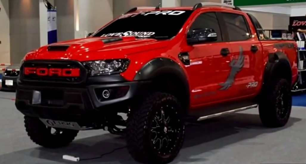 74 All New Ford Ranger Raptor 2020 Review by Ford Ranger Raptor 2020