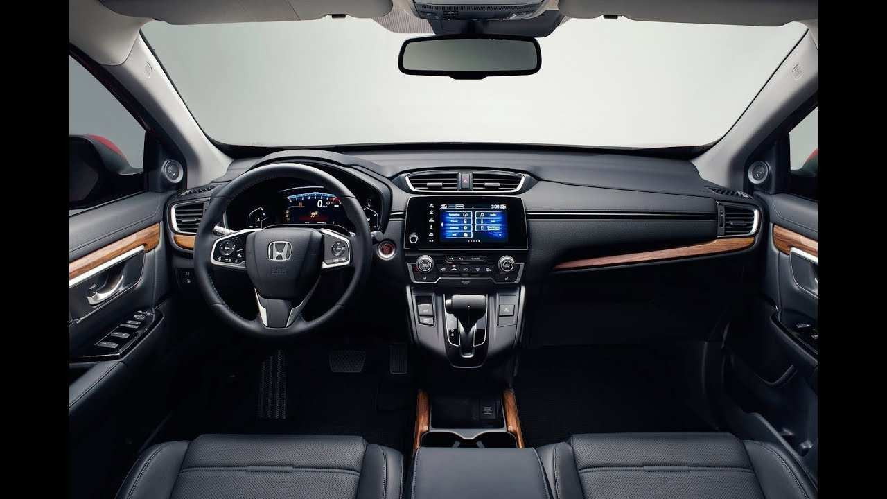 74 All New Honda Crv 2020 Redesign Exterior with Honda Crv 2020 Redesign