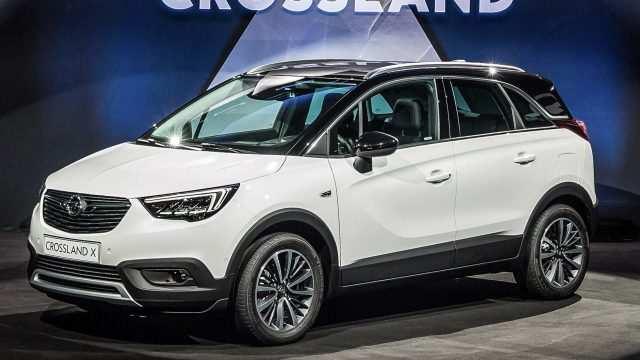 74 Best Review Opel Crossland X 2020 Exterior with Opel Crossland X 2020