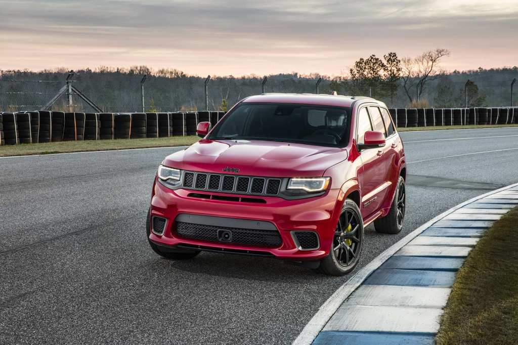 74 Concept of Jeep Trackhawk 2020 Model for Jeep Trackhawk 2020