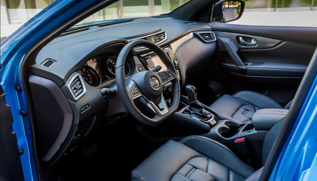 74 Concept of Nissan Qashqai 2020 Interior Engine for Nissan Qashqai 2020 Interior