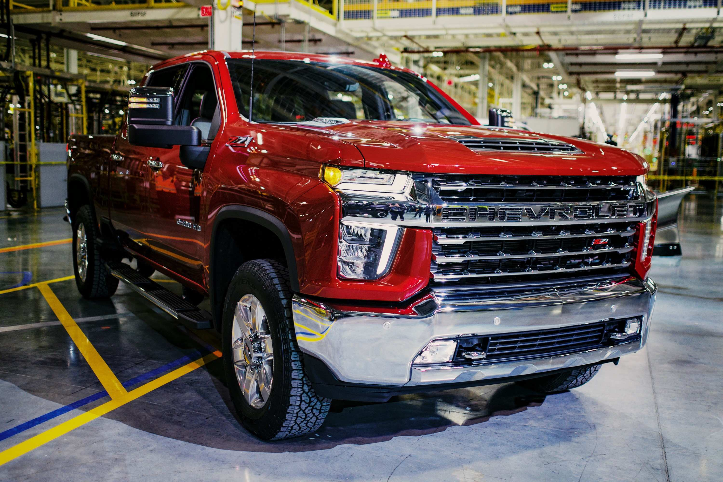 74 Gallery of 2020 Gmc 2500 Gas Specs and Review with 2020 Gmc 2500 Gas