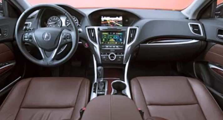 74 Gallery of Acura Tlx 2020 Interior Release Date by Acura Tlx 2020 Interior
