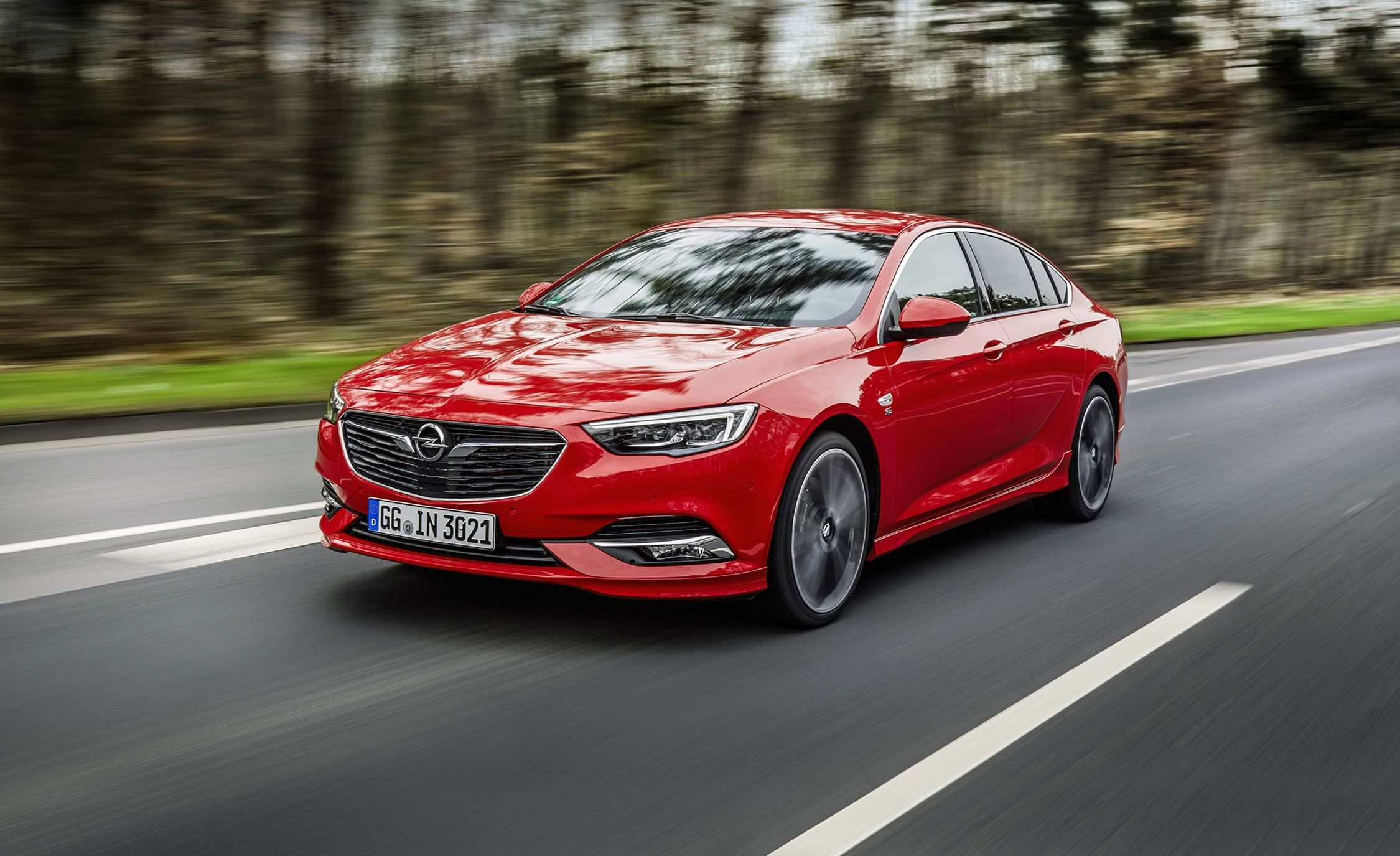 74 Gallery of Opel Insignia Grand Sport 2020 First Drive for Opel Insignia Grand Sport 2020