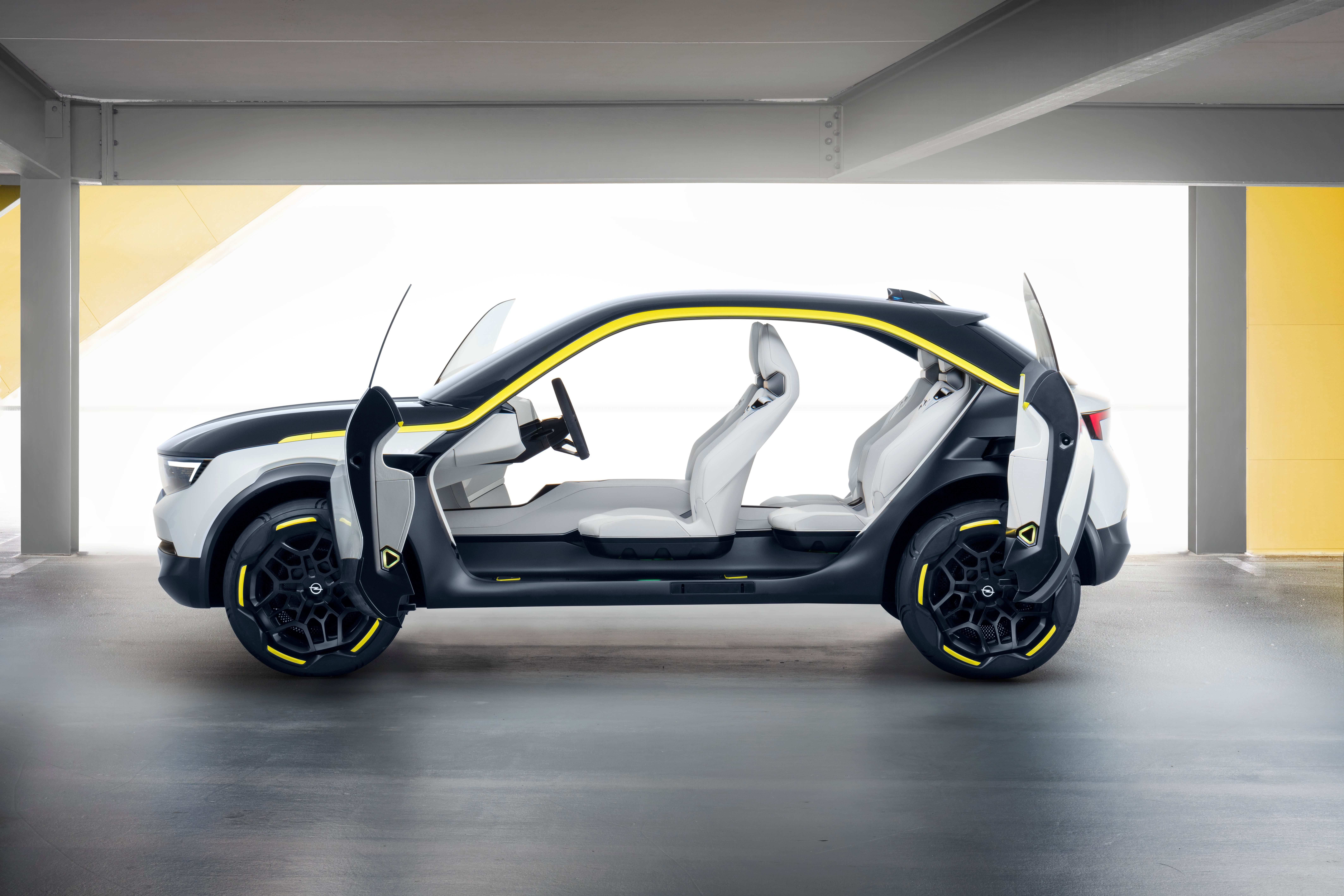 74 Great Opel Gt X 2020 Exterior and Interior by Opel Gt X 2020