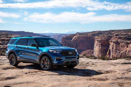74 New 2020 Ford Explorer Build And Price Picture with 2020 Ford Explorer Build And Price