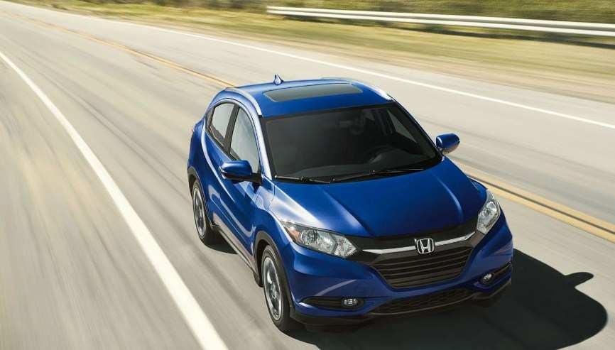74 New Honda Hrv 2020 Release Date Usa Model by Honda Hrv 2020 Release Date Usa