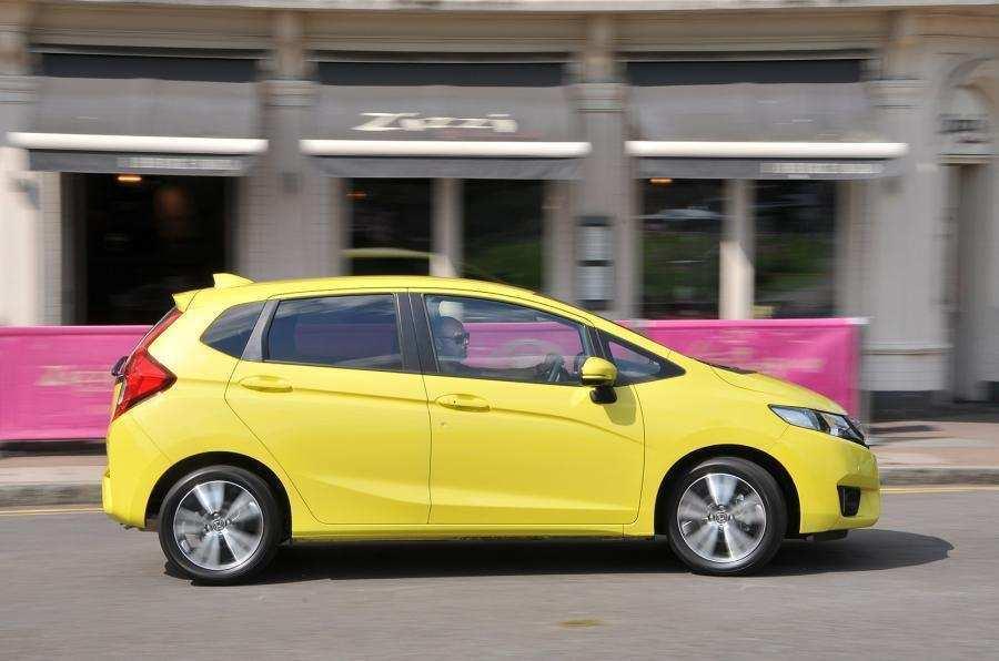 74 New Honda Jazz 2020 Uk Speed Test for Honda Jazz 2020 Uk