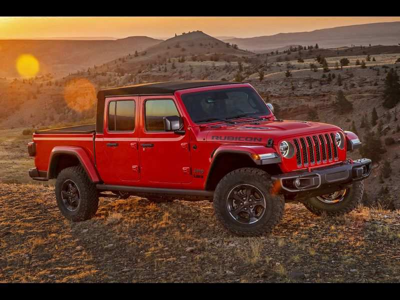 74 The 2020 Jeep Truck Price and Review for 2020 Jeep Truck