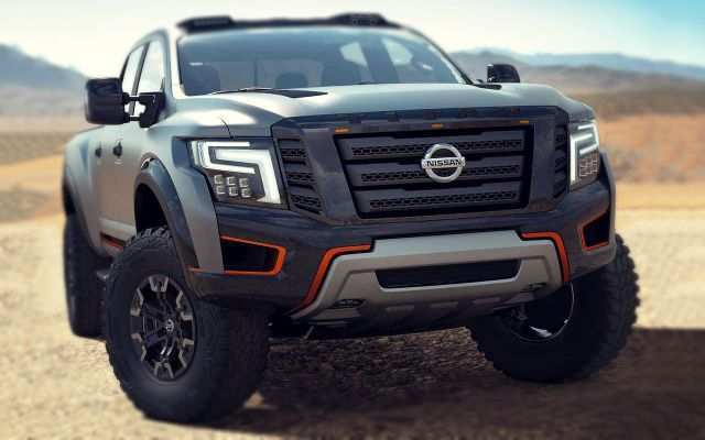 74 The 2020 Nissan Titan Warrior Price Price with 2020 Nissan Titan Warrior Price