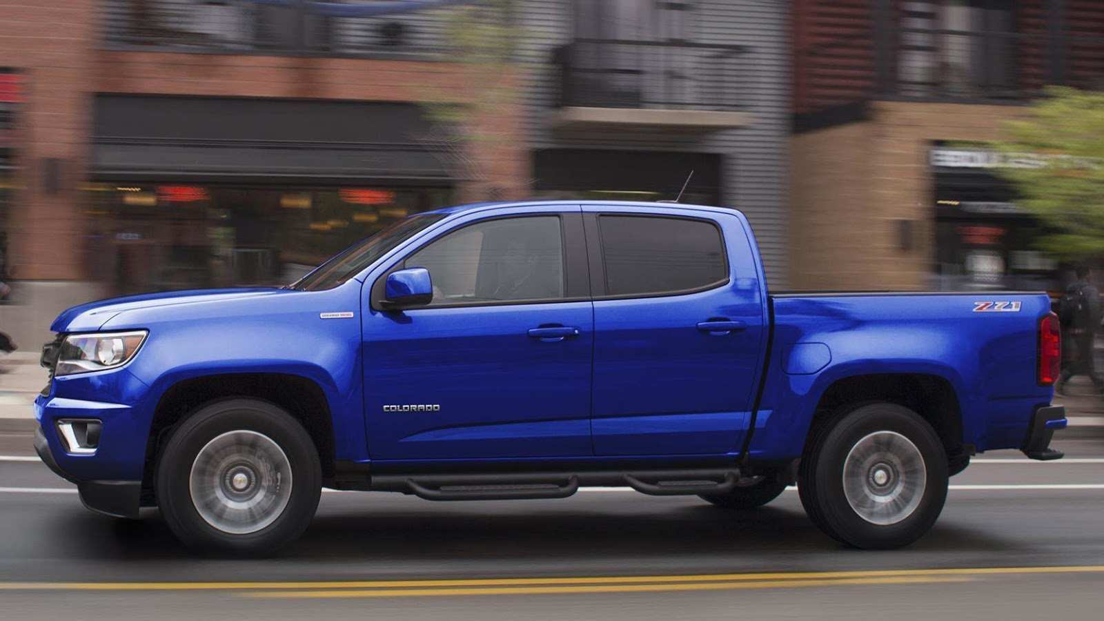 74 The Chevrolet Colorado 2020 Concept with Chevrolet Colorado 2020