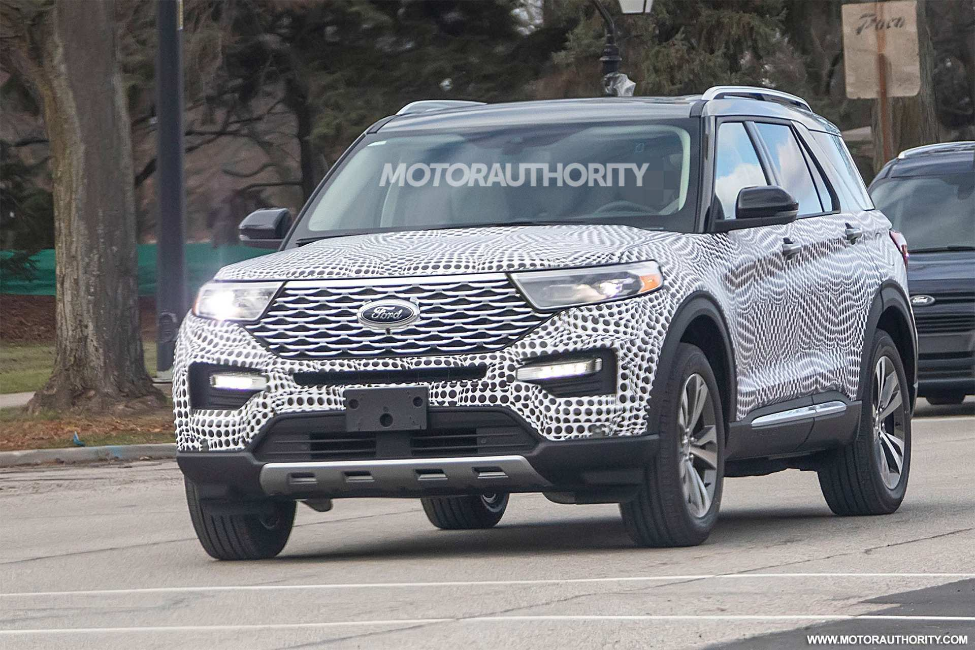 74 The Ford New Explorer 2020 Engine by Ford New Explorer 2020