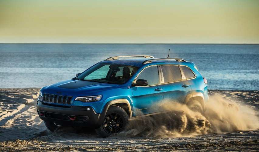 74 The Jeep Cherokee 2020 Exterior and Interior for Jeep Cherokee 2020