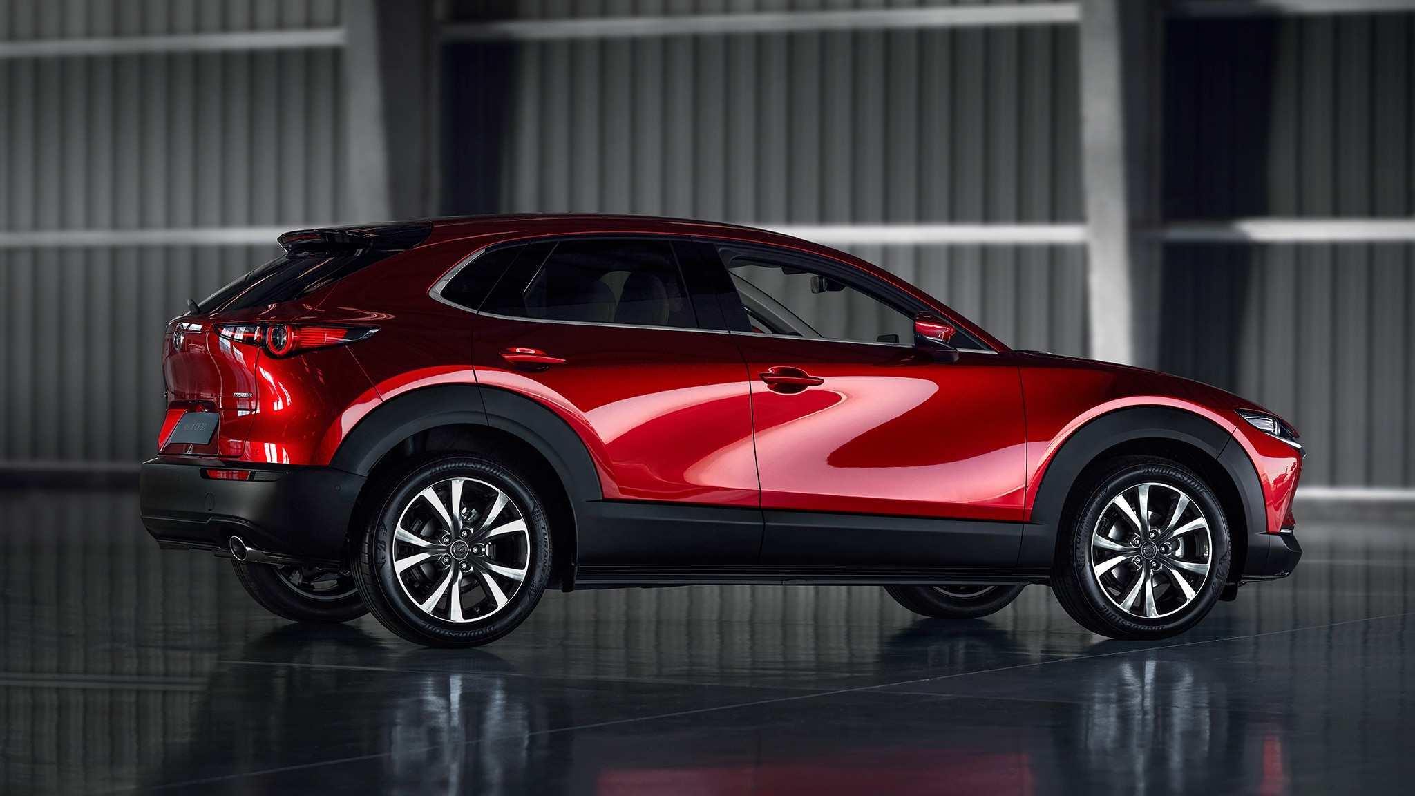 74 The Mazda New Suv 2020 Price by Mazda New Suv 2020