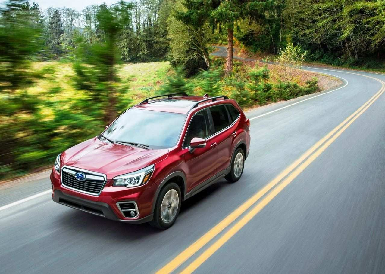 74 The Subaru Forester Hybrid 2020 Spesification with Subaru Forester Hybrid 2020