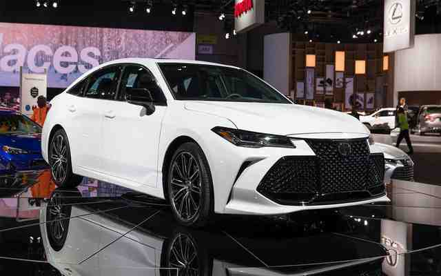 74 The Toyota Avalon 2020 New Concept for Toyota Avalon 2020