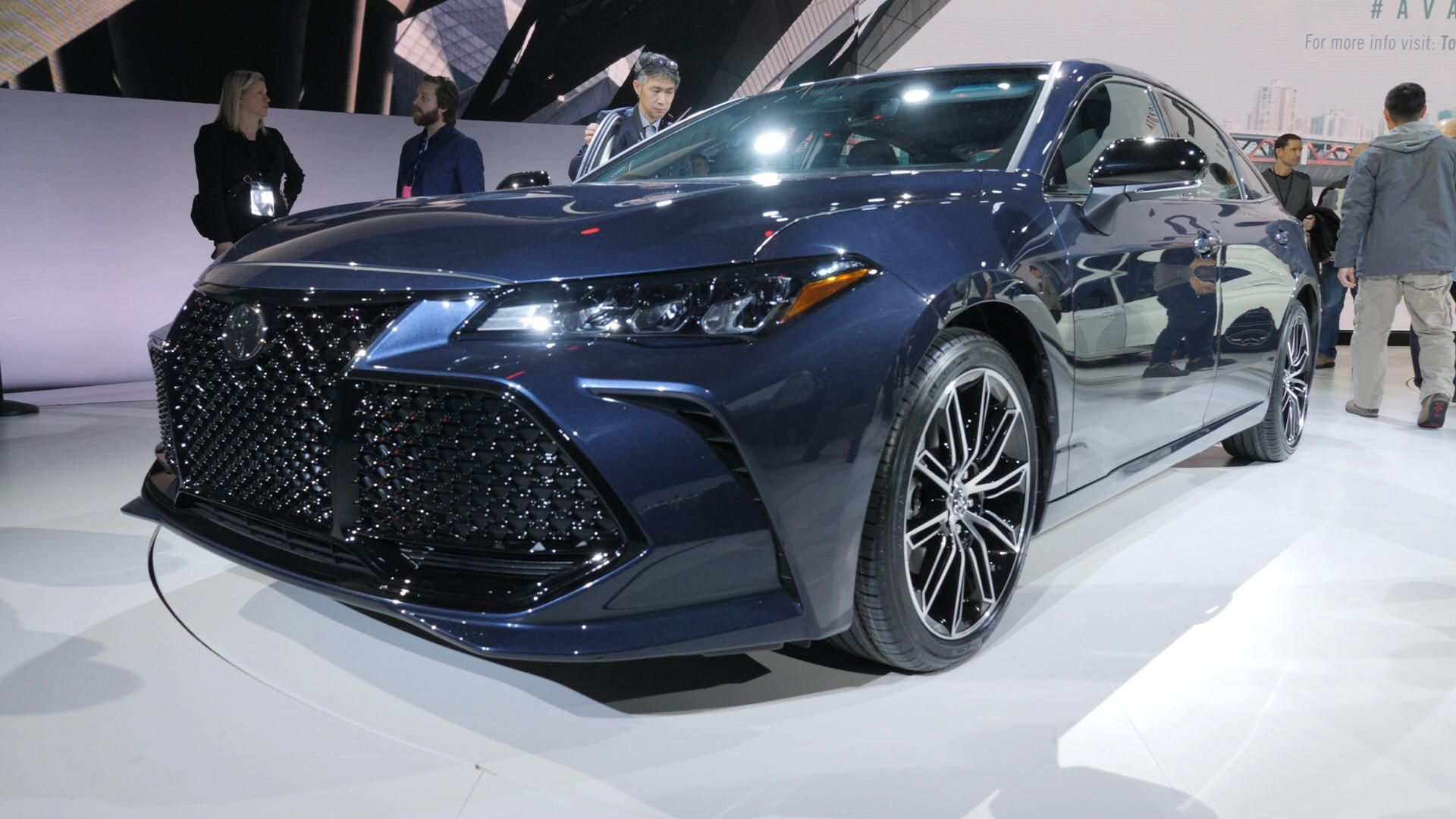 74 The Toyota Avalon 2020 Redesign and Concept with Toyota Avalon 2020