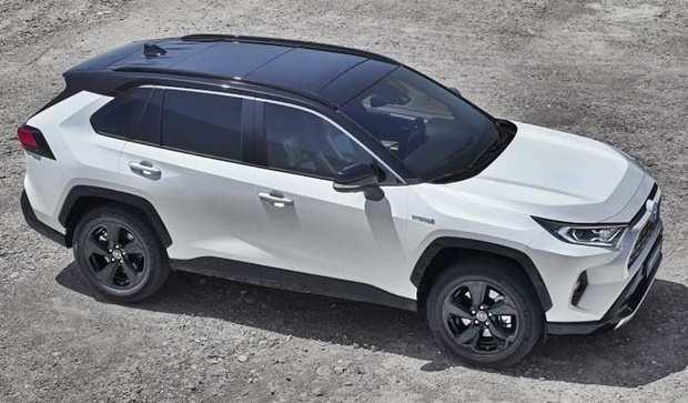 74 The Toyota Rav4 Hybrid 2020 Release with Toyota Rav4 Hybrid 2020