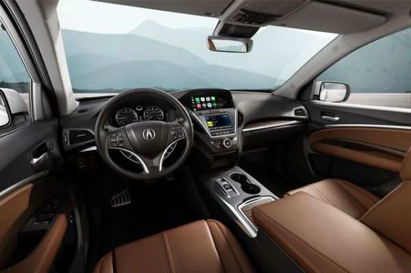 75 All New 2020 Acura Mdx Interior Pricing with 2020 Acura Mdx Interior