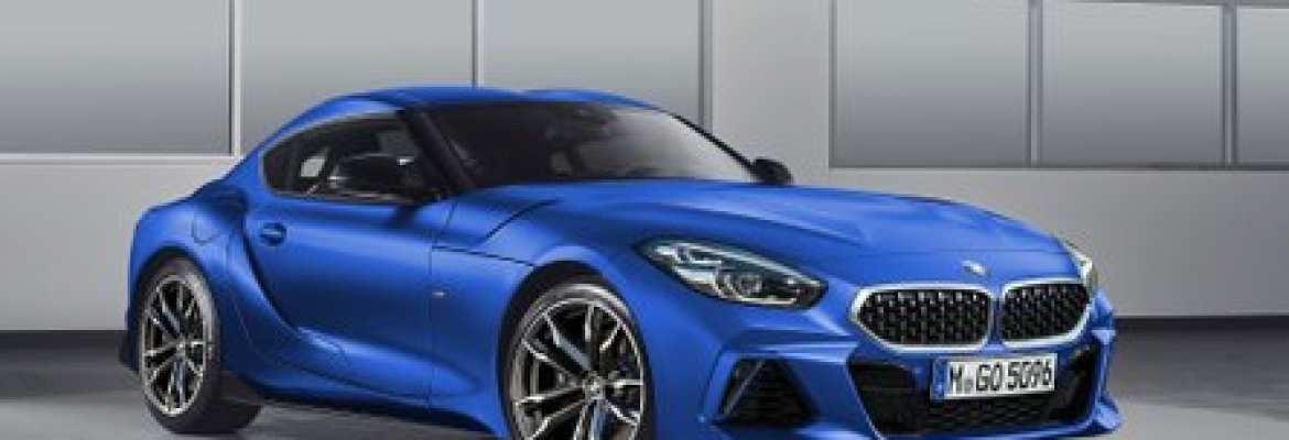75 All New BMW Z4 Coupe 2020 Reviews with BMW Z4 Coupe 2020