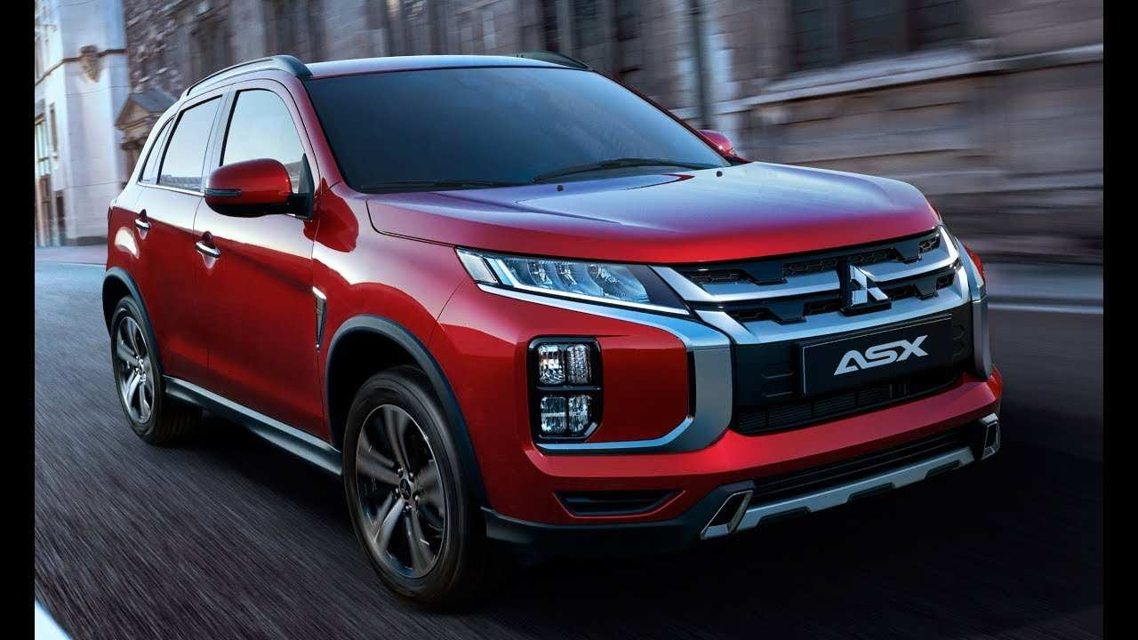 75 All New Mitsubishi Asx 2020 Specs Concept for Mitsubishi Asx 2020 Specs