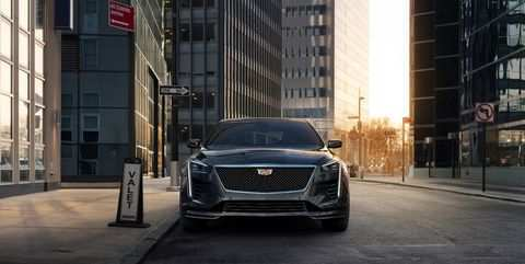 75 Best Review 2020 Cadillac Ct6 V8 Exterior and Interior for 2020 Cadillac Ct6 V8
