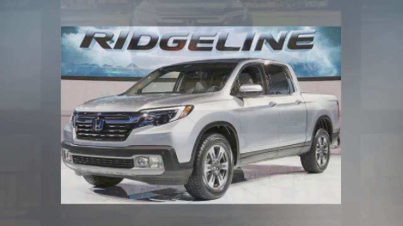75 Best Review Honda Ridgeline 2020 Rumors Concept with Honda Ridgeline 2020 Rumors