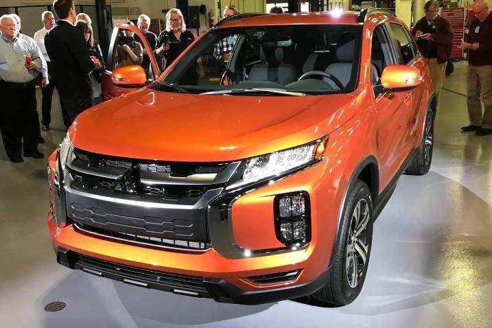 75 Concept of Mitsubishi Phev Suv 2020 Interior for Mitsubishi Phev Suv 2020