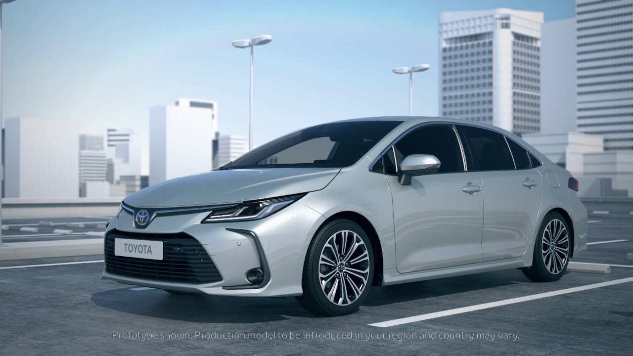 75 Concept of Toyota Altis 2020 Thailand History by Toyota Altis 2020 Thailand